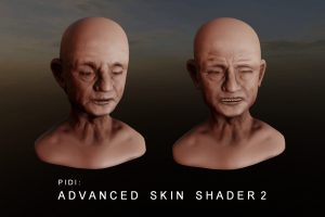 PIDI : Advanced Skin Shader 2