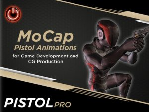 PISTOL PRO: MoCap Animation Pack