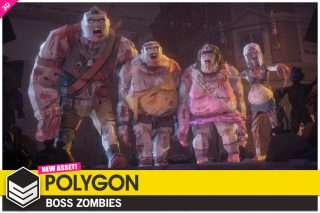 POLYGON – Boss Zombies
