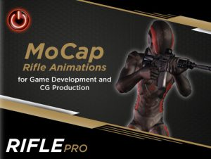 RIFLE PRO MoCap Animation Pack