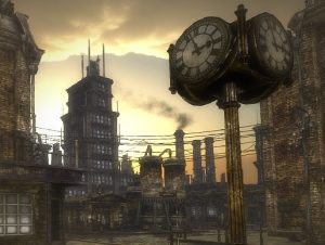 Steampunk Industries