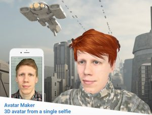 Read more about the article Avatar Maker Pro – 3D avatar from a single selfie