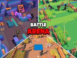 Battle Arena – Cartoon Assets