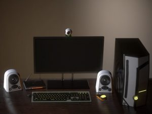 Desktop PC Set