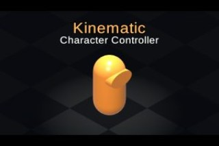 Kinematic Character Controller