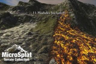 MicroSplat – Terrain Collection
