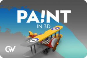 Paint in 3D