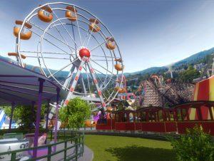 Theme Park – Animated