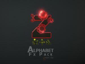 Alphabet FX Pack (Latin/Chinese)