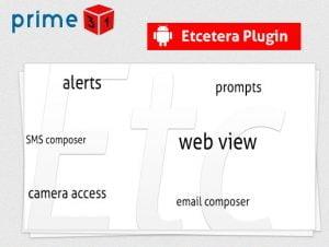 Android Etcetera Plugin