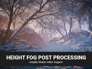 Height Fog for Post Processing Stack 2