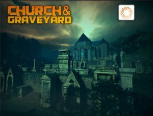 Church & Graveyard