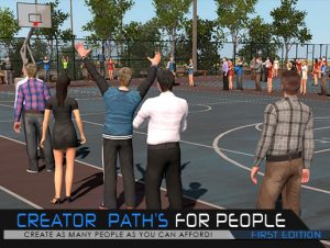 Creator path's for people