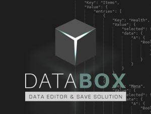 Databox – Data editor & save solution