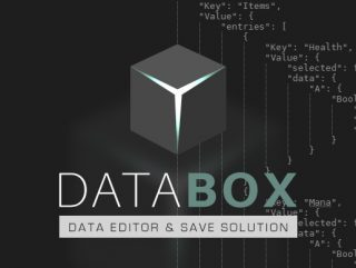 Databox – Data editor & save solution