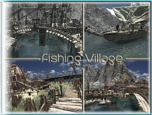 fishing-village