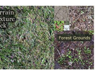 Forest Grounds Texture Pack