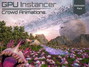 GPU Instancer – Crowd Animations