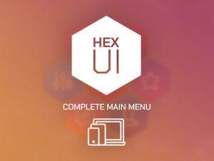Hexart – Complete UI