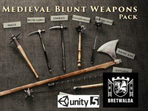 medieval-blunt-weapons-pack