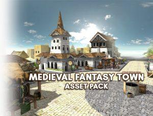 medieval-fantasy-town-3d-asset-pack