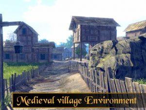 medieval-village-environment