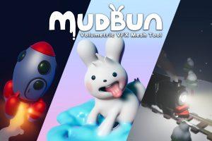 MudBun: Volumetric VFX Mesh Tool