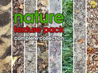 Nature Texture Pack CC – Complete Collection
