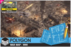 POLYGON – War Map – WWI