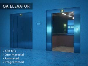 qa-elevator-programmed