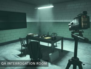 QA InterrogationRoom