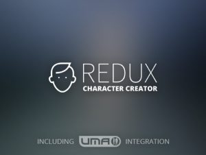 Read more about the article Redux – Character Creator UI