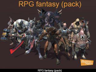 RPG Fantasy (Pack)