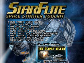 StarFlite Space Starter Toolkit