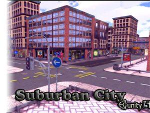 Suburban City
