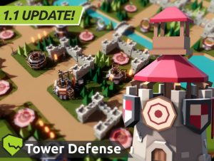 TARBO – Tower Defense Pack
