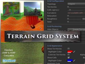 Terrain Grid System