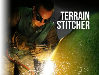 Terrain Stitcher