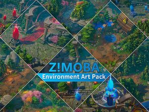 z-moba-environment-art-pack