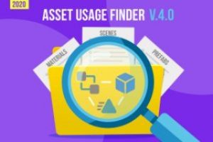 Asset Usage Finder