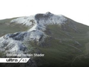Colormap ULTRA Terrain Shader