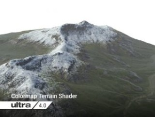 Colormap ULTRA Terrain Shader