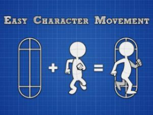 Easy Character Movement