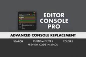 Editor Console Pro