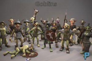 Fantasy Horde – Goblin