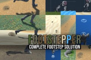 Read more about the article Footstepper: Complete Footstep Solution