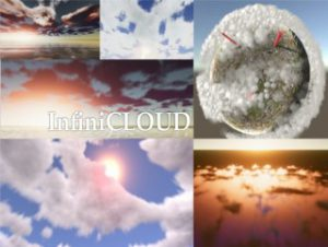 InfiniCLOUD HDRP – URP, Volumetric clouds & particles