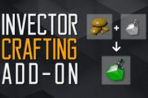 Invector Crafting Add-on