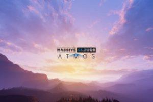 Massive Clouds Atmos – Volumetric Skybox