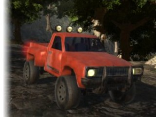 Offroad Pickup Animated Hands